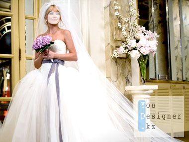 Шаблон для фотошопа-Невеста