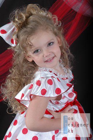 Шаблон для фотошопа-В горошек / Template for photoshop-polka dots
