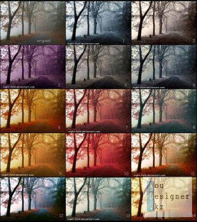 Осенняя дорога / Autumn road