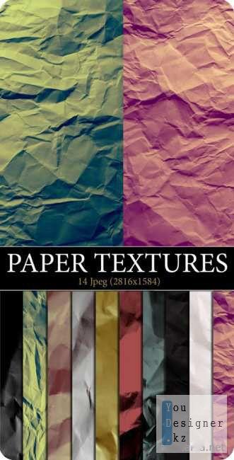 Бумажные текстуры / Paper Textures
