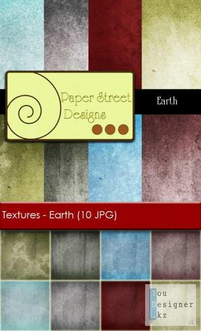 Текстуры - Земля / Earth textures