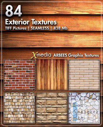 Artbeats Seamless Exterior Textures / Текстуры наружных поверхностей