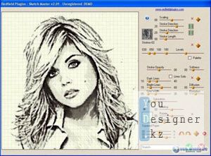 Плагин Redfield Sketch Master 2.01