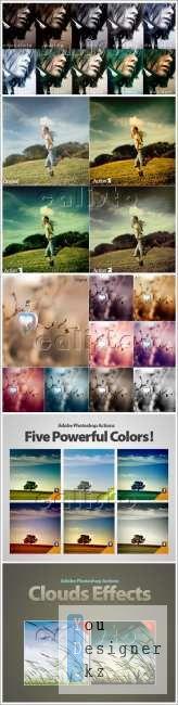 Набор экшенов(макросов) для Photoshop / Actions kit for photoshop