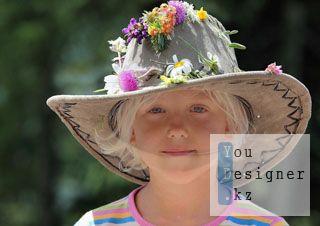 Детский шаблон для Фотошопа- Не уходи лето! / Children's template for Photoshop- don't go away summer!