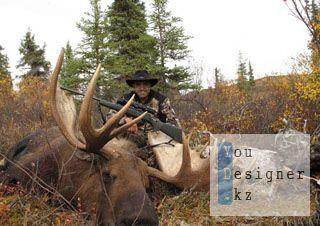 Мужской шаблон для Фотошопа- Открытие сезона охоты / The male template for Photoshop- Opening of hunting season