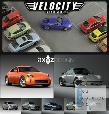 AXYZ design Velocity Collection