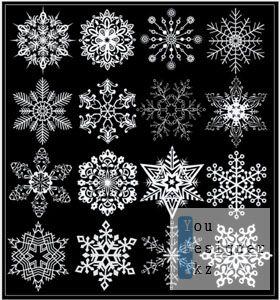 Снежинки от MouritsaDA / Snowflakes by MouritsaDA