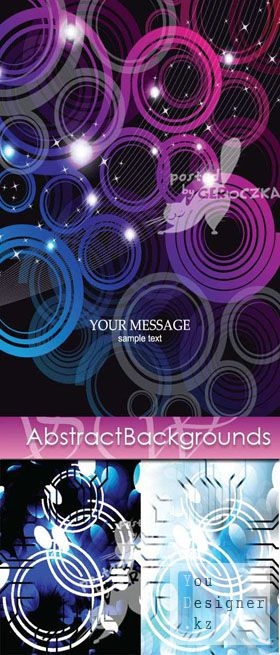Абстрактные фоны / Abstract Backgrounds