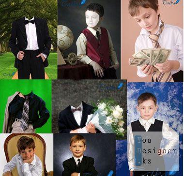 8 шаблонов для мальчиков от 7 лет / 8 template for boy from 7 years