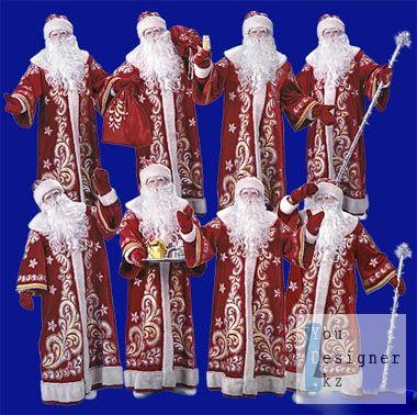 Дед Мороз / Grandfather Frost