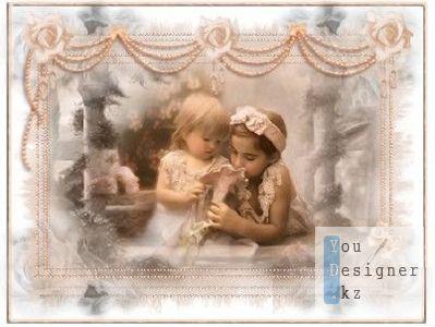 Фоторамка - Детские сны