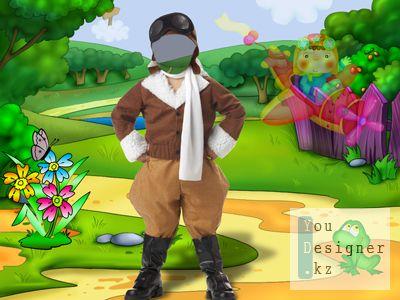Детский костюм - Летчик