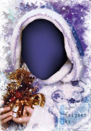 Детский костюм - Снегурочка