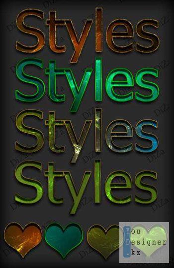 Фантастические стили / Fantastic styles
