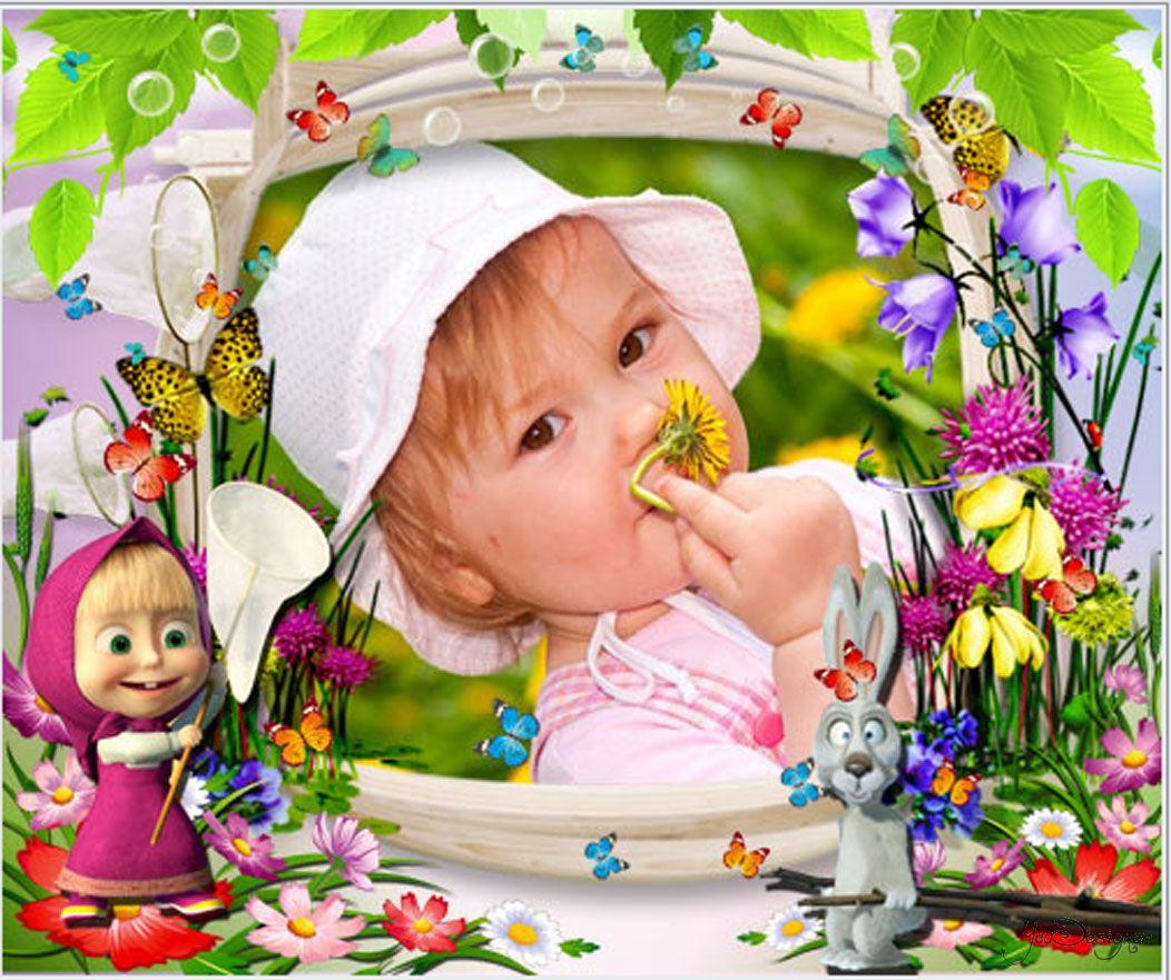 Открытки с днем рождения рисованные детьми