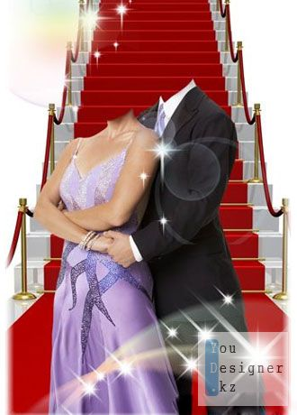 Гламурная пара (PSD)
