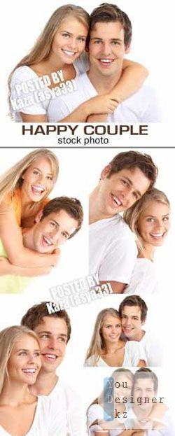 Фото сток: Счастливая пара / Happy couple