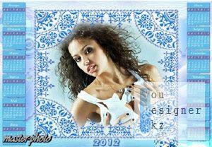 Календарь 2012 На крыльях страсти / Calendar 2012 On the wings of passion