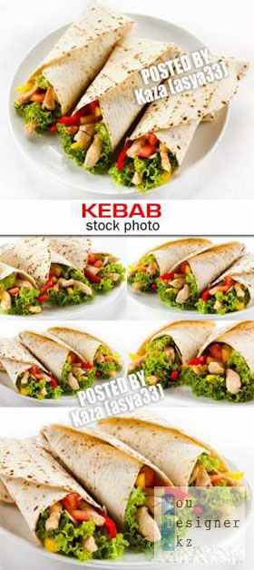 Фото сток - Кебаб / Kebab