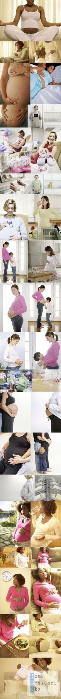 Беременность, Ожидание малыша / Pregnancy, Waiting for a baby