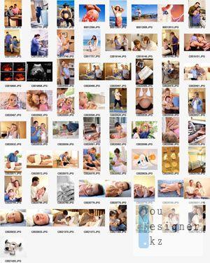 Беременность и педиатрия / Thinkstock - V617 Pregnancy & Pediatrics