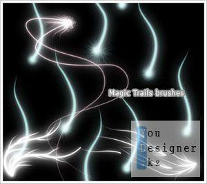 Кисти - Магические следы / Magic traces brushes