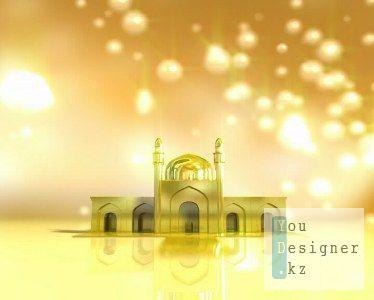 Восточная свадьба. Мечеть
