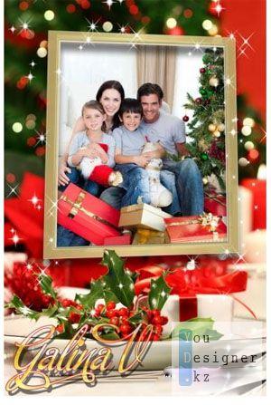 Фоторамка - В канун Рождества