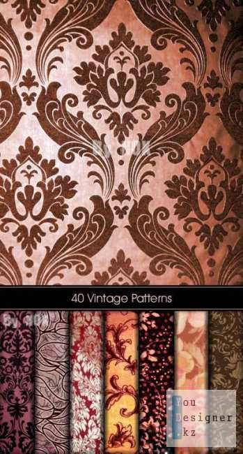 Текстуры - Старинные Образцы / Textures - Old Samples