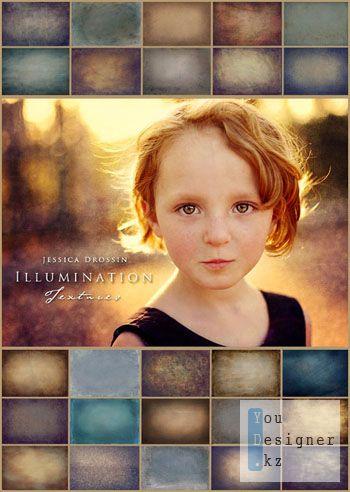 Текстуры для фотографий / Overlay Illumination Textures