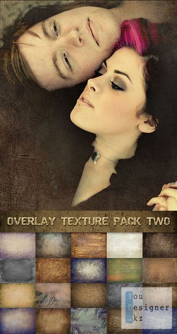 Текстуры для фотографий / Photo Overlay Textures Vol.2
