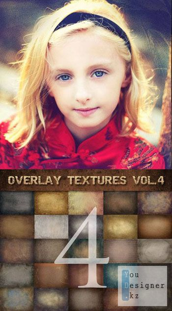Photo Overlay Textures Vol.4