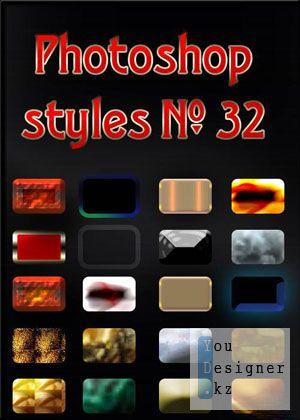 Photoshop styles № 32