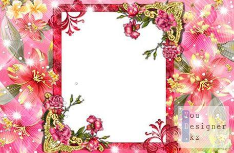 Рамка для фото-Розовая мечта
