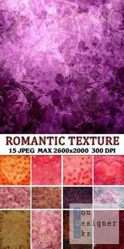 Романтические текстуры / Romantic textures