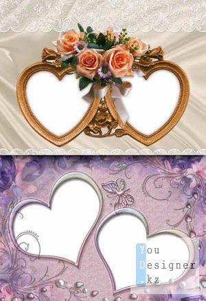Свадебные фоторамки /  Photo Frame - Wedding