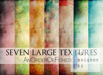 Шесть больших текстур / Six Large Textures