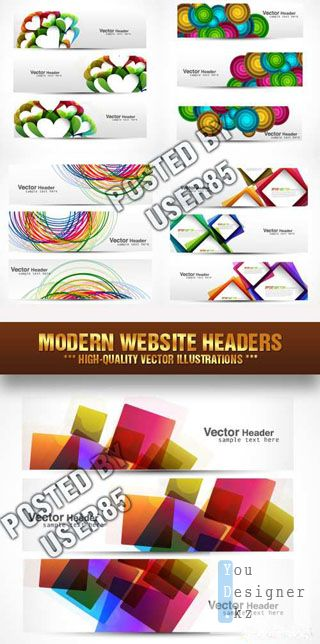 stock_vector_modern_website_headers_1307511124.jpg (. Kb)