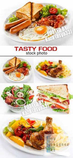 Фото сток: Вкусная еда / Tasty food 8