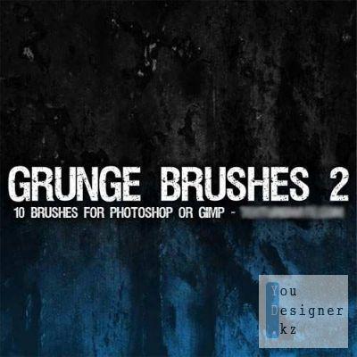 Гранжевые ксити / Mate brushes