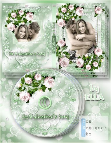 Romantic collection - Blowing the cover and DVD - Love, like a pearl