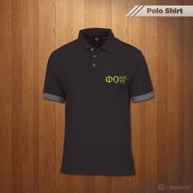 Mockup - Polo shirt