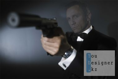 Male template - The Agent 007