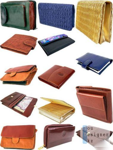 Clipart - Leather wallets