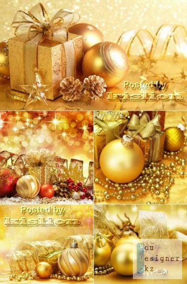 Фотосток - Рождественская обстановка / Photo stock -  Christmas layout 16