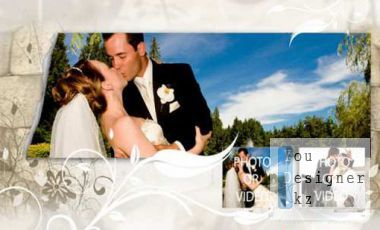 Wedding DVD Menu After Effects