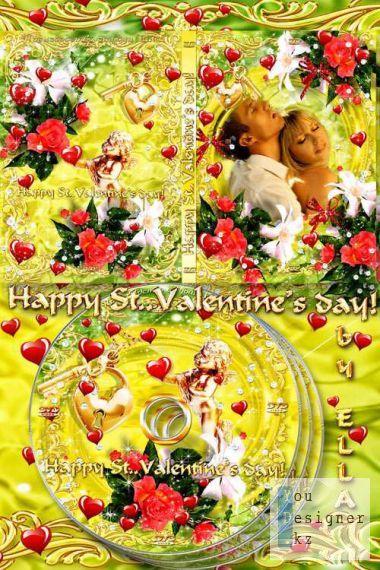 Romantic set - Cover DVD