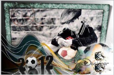 Photo-Frame - Euro 2012