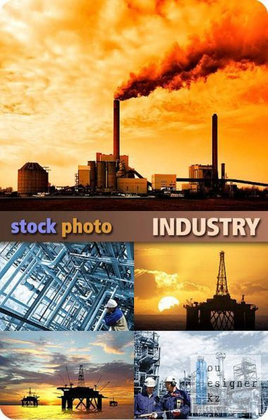 Clipart - Industry
